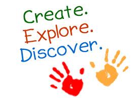 create explore discover